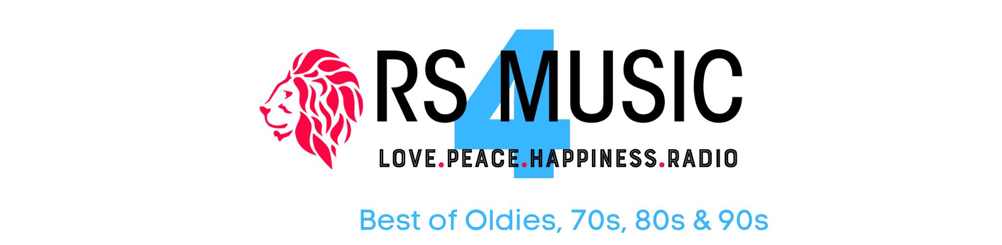 RSMUSIC 4 Best Of Oldies, 70s, 80s & 90s