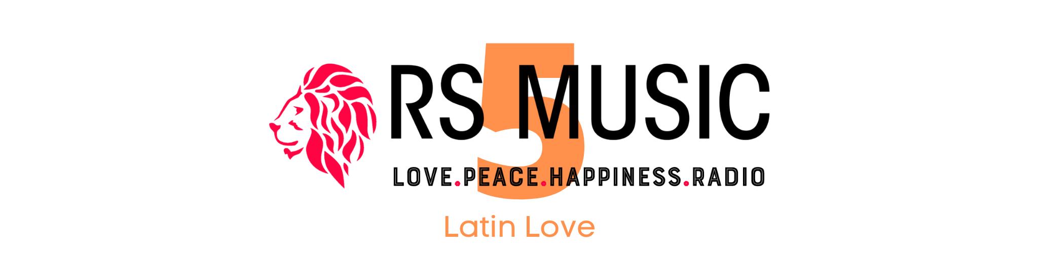 RSMUSIC 5 Amor Latino, Latin Love. Radio Latin Musik